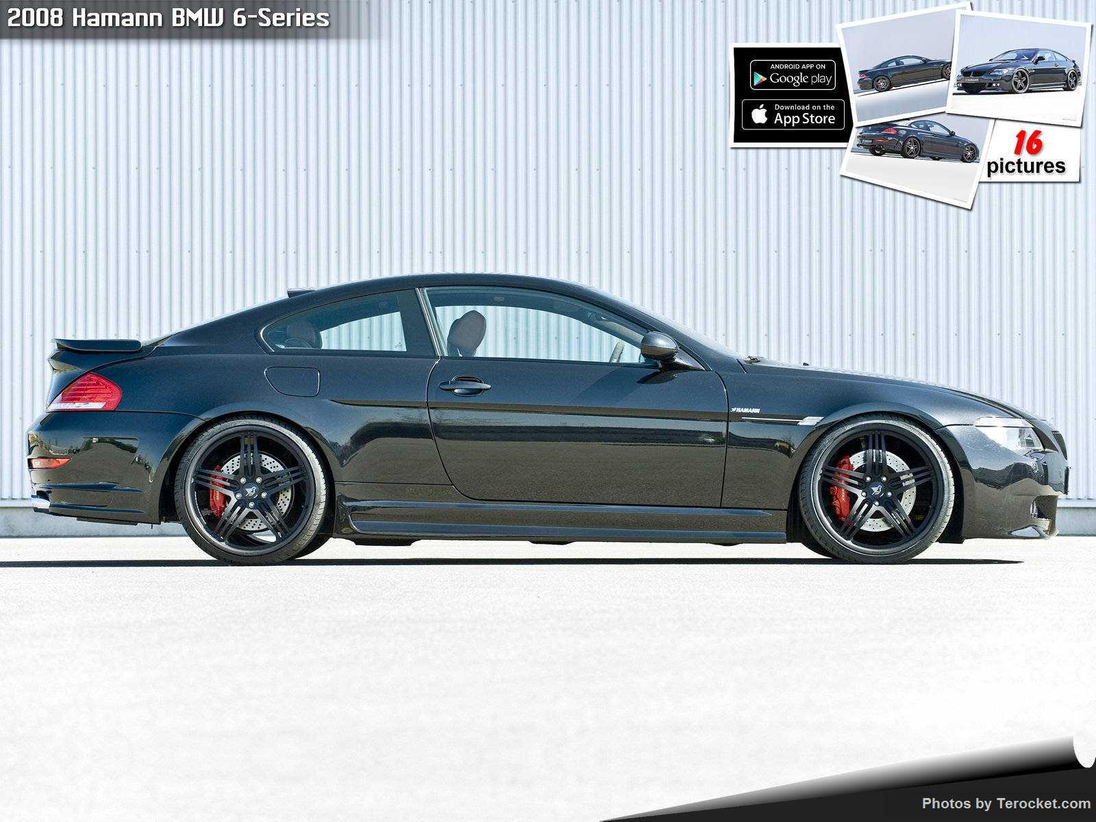 Hình ảnh xe ô tô Hamann BMW 6-Series 2008 & nội ngoại thất