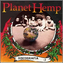 PLANETHEMP.HADES Planet Hemp – Discografia