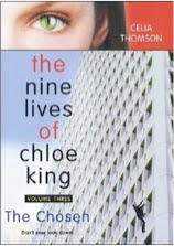 bookcover of 9 Lives of Chloe King - THE CHOSEN