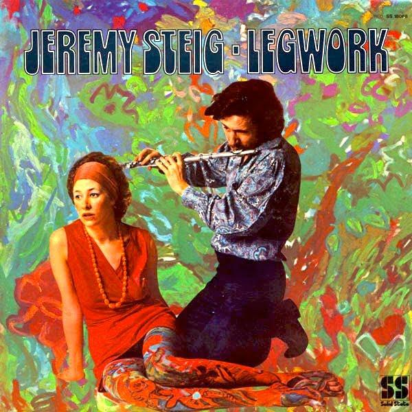 Jeremy Steig Legwork