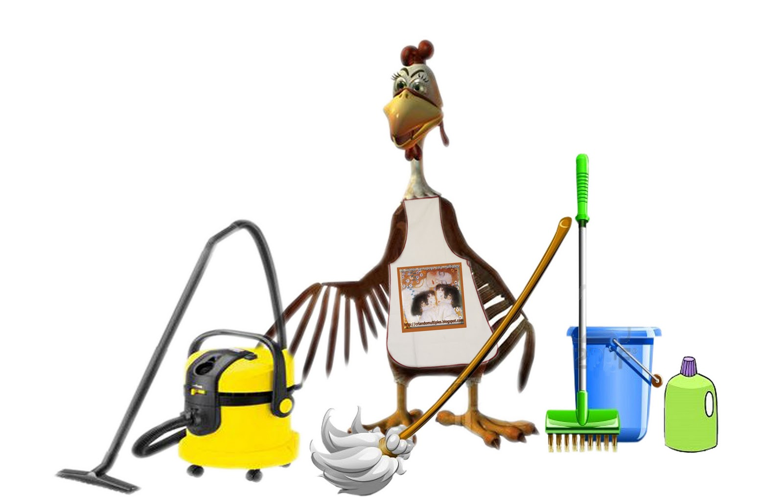 Casas cocinas mueble de limpieza - Casas de limpieza ...