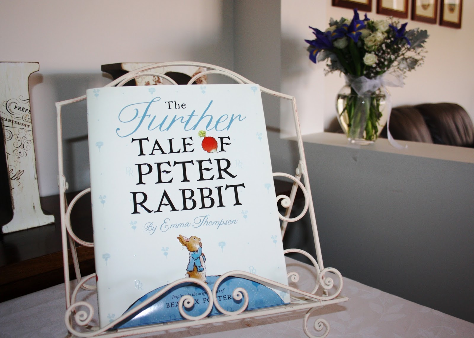Patches of Heaven: Peter Rabbit Baby Shower