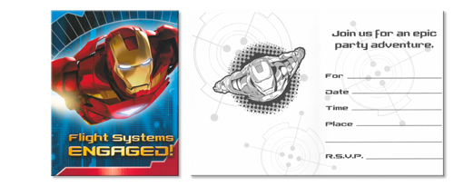 Getting it together iron man for orion man birthday direct bookmarktalkfo Images