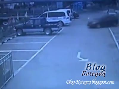 Kegagalan parking kereta paling memalukan