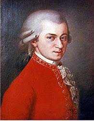 Período  clássico (Retrato de Mozart)