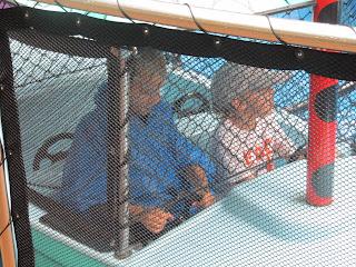 Busch Gardens Boat Ride