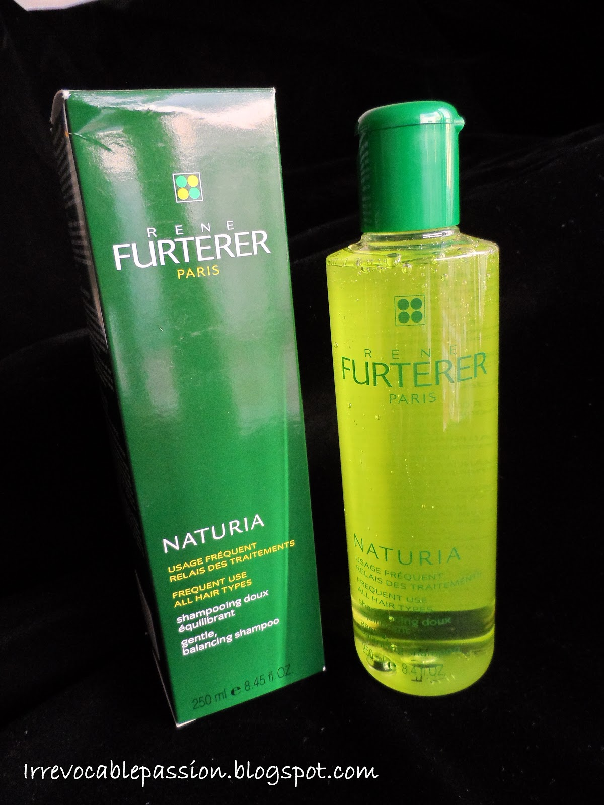 rene furterer naturia shampoo review bonus giveaway welcome. Black Bedroom Furniture Sets. Home Design Ideas