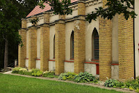 Rokole - Pseudo gotický kostel Panny Marie/Rokole - The Pseudo-Gothic Church of The Virgin Mary