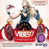 CD Energia Vibe 97 Summer Night 2013