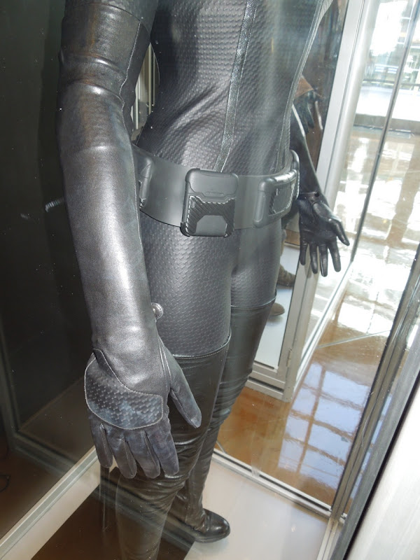 Catwoman movie costume detail