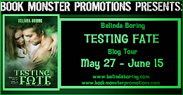 Testing Fate Blog Tour
