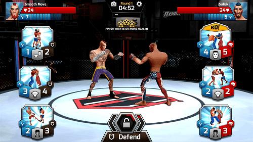 MMA Federation v2.12.25 Mod Apk Data (Mega Mod) 1