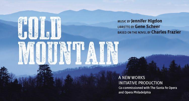 Cold Mountain, the opera