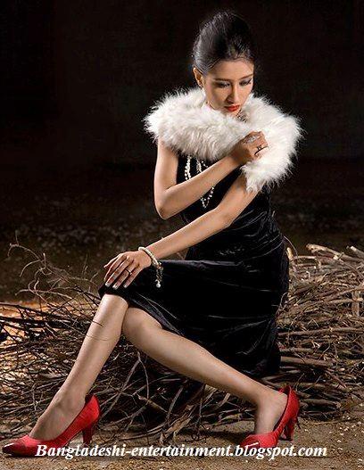 model actress Raha