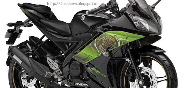 YAMAHA R15  2013 specifications