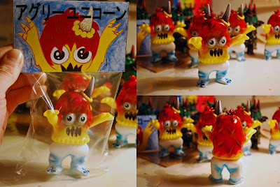 "Design Festa Exclusive ""Original Ugliness"" Ugly Unicorns by Rampage Toys"