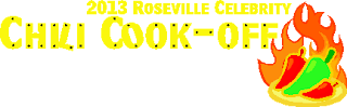 Roseville Celebrity Chili Cook-Off March 15