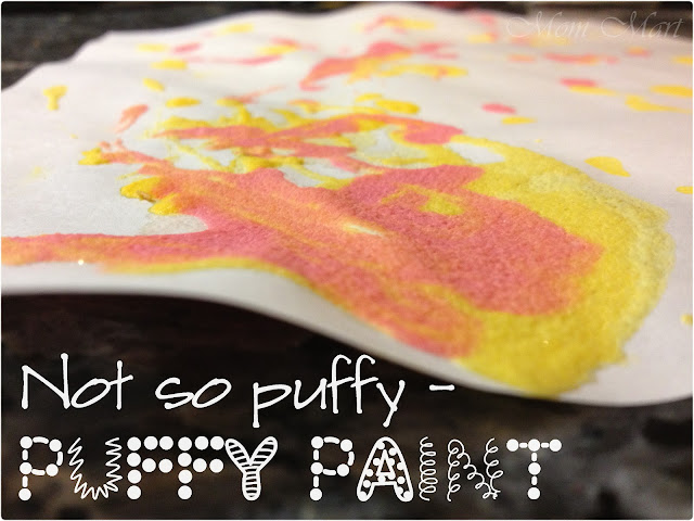 Puffy Paint Failure