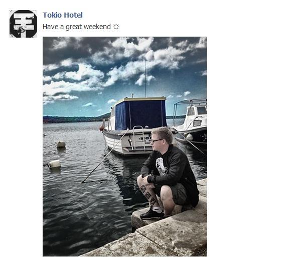 Disfrutar-de-fin-de-semana-Nueva-foto-Gustav-shafer-tokio-hotel-official-humanoid-colombia