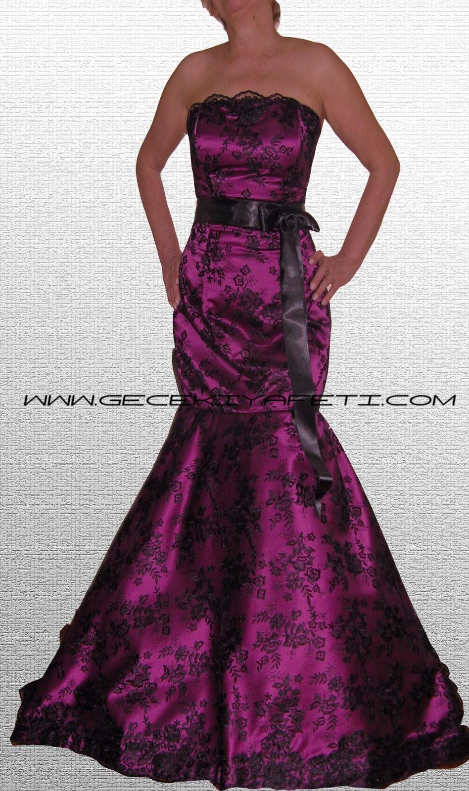 Özel Tasarım Nişan Elbisemiz