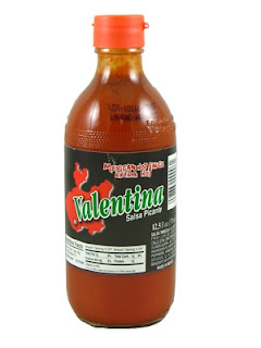 Valentina's Extra Hot Sauce