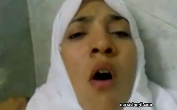 jilbab dientot keenakan
