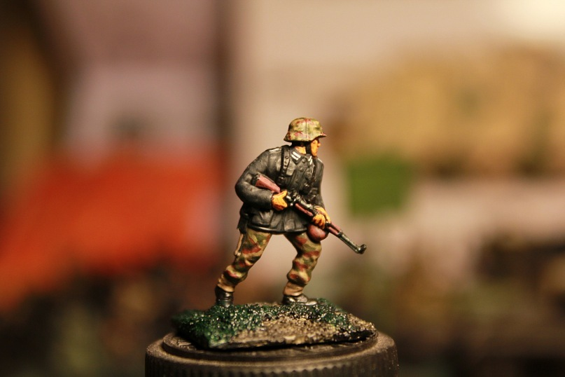 Carlo Antonio - German infantry 43-45 Plastic Soldier 1/72 5