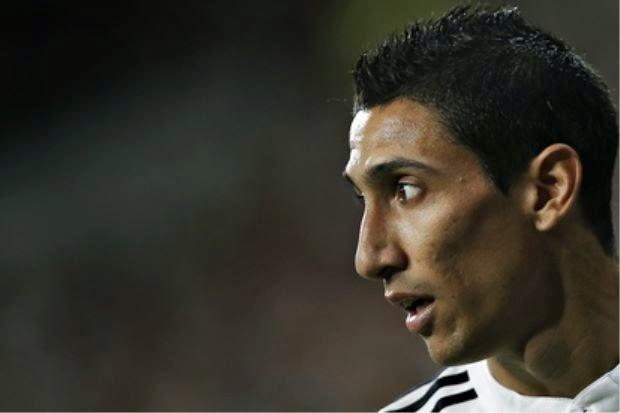 Angel Di Maria Mohon Berpindah Dari Real Madrid