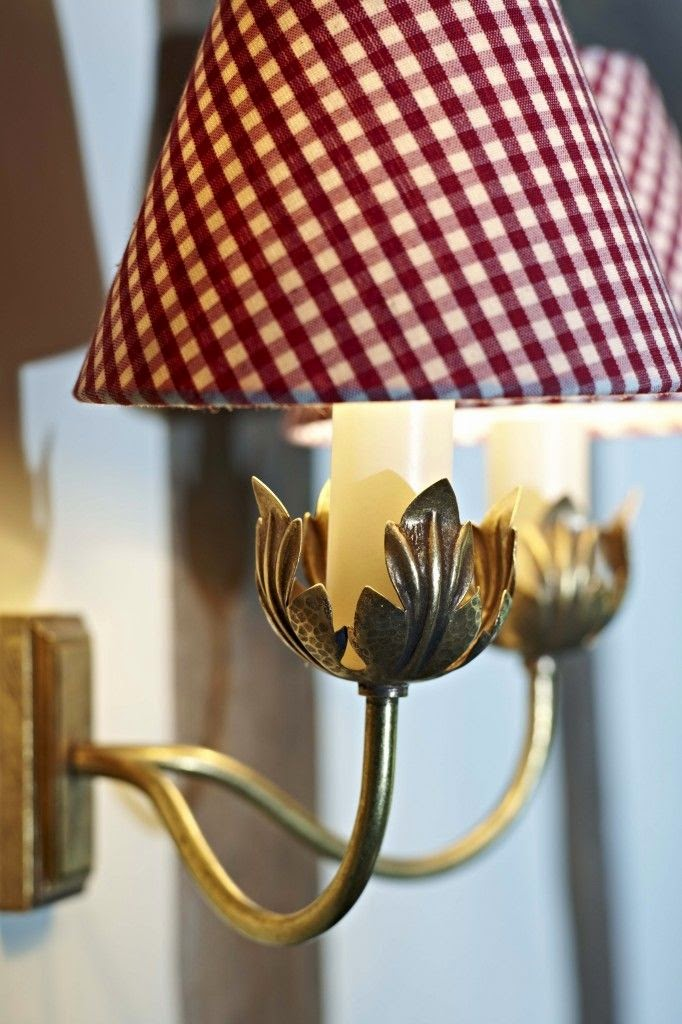 Update Your Lamps with New Lampshades