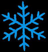雪の結晶のイラスト6