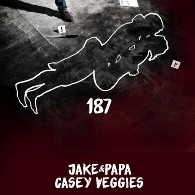 Jake&Papa - 187 (Feat. Casey Veggies)