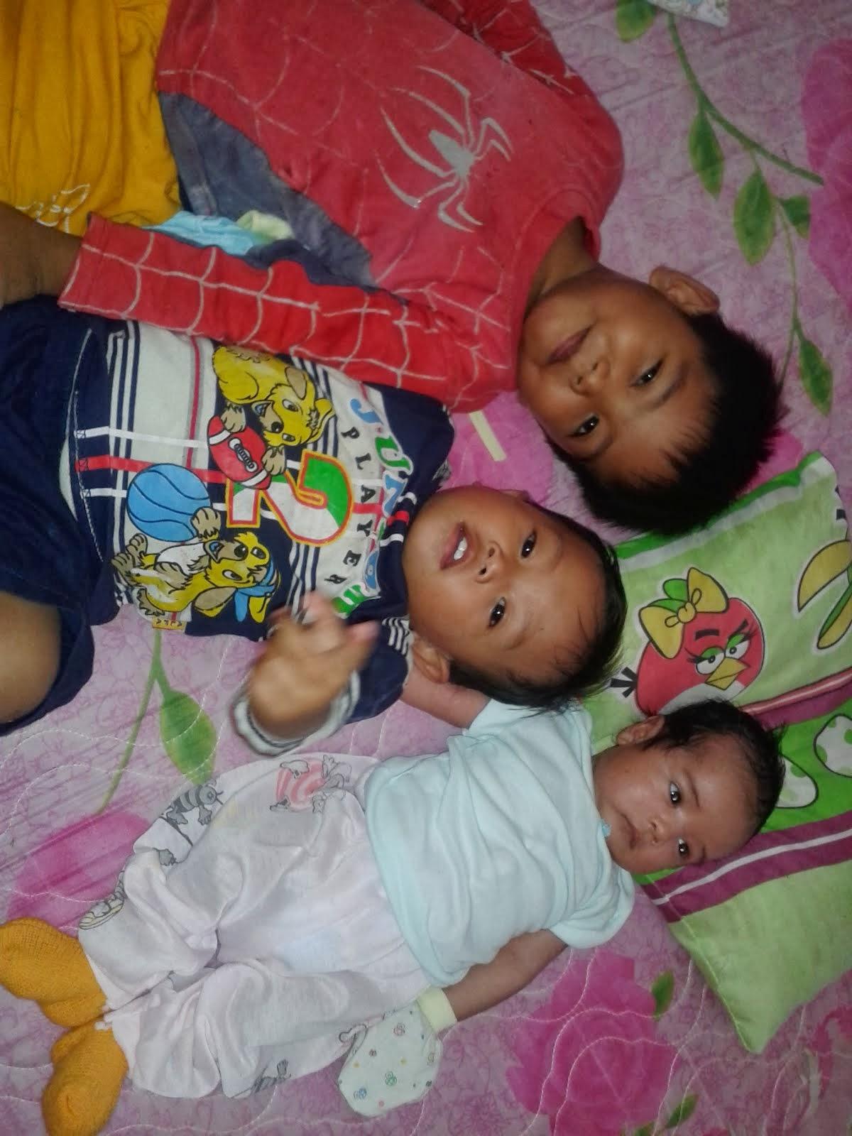 Tiga Arjuna KU