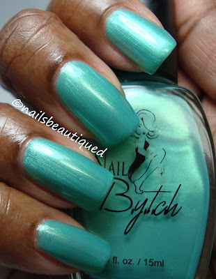 Nail the B.y.t.c.h Nail Polish