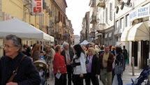 Lo Spiffero: Quei commercianti abbandonati
