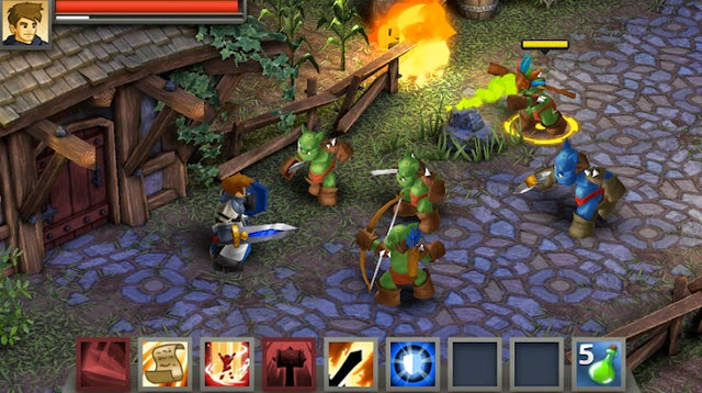 Battleheart Legacy 1.2.5 screenshot