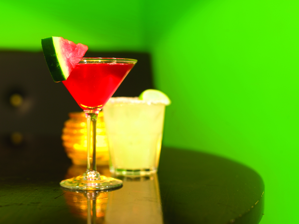 The Green Hat Cocktail Recipes — Dishmaps