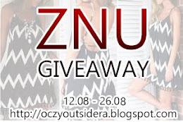 ZNU giveaway