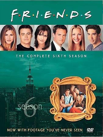 مشاهدة مسلسل الامريكي الكوميدي Friends مترجم الموسم السادس 6 اون لاين