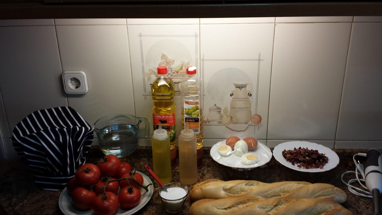 Salmorejo la cocina tradicional de cambalache3 for Cocina tradicional