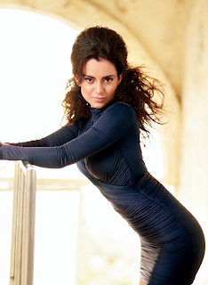 KANGANA RANAUT's full photoshoots for FilmFare magazine october 2013