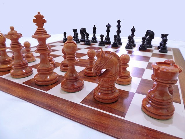 model bidak catur terbaru