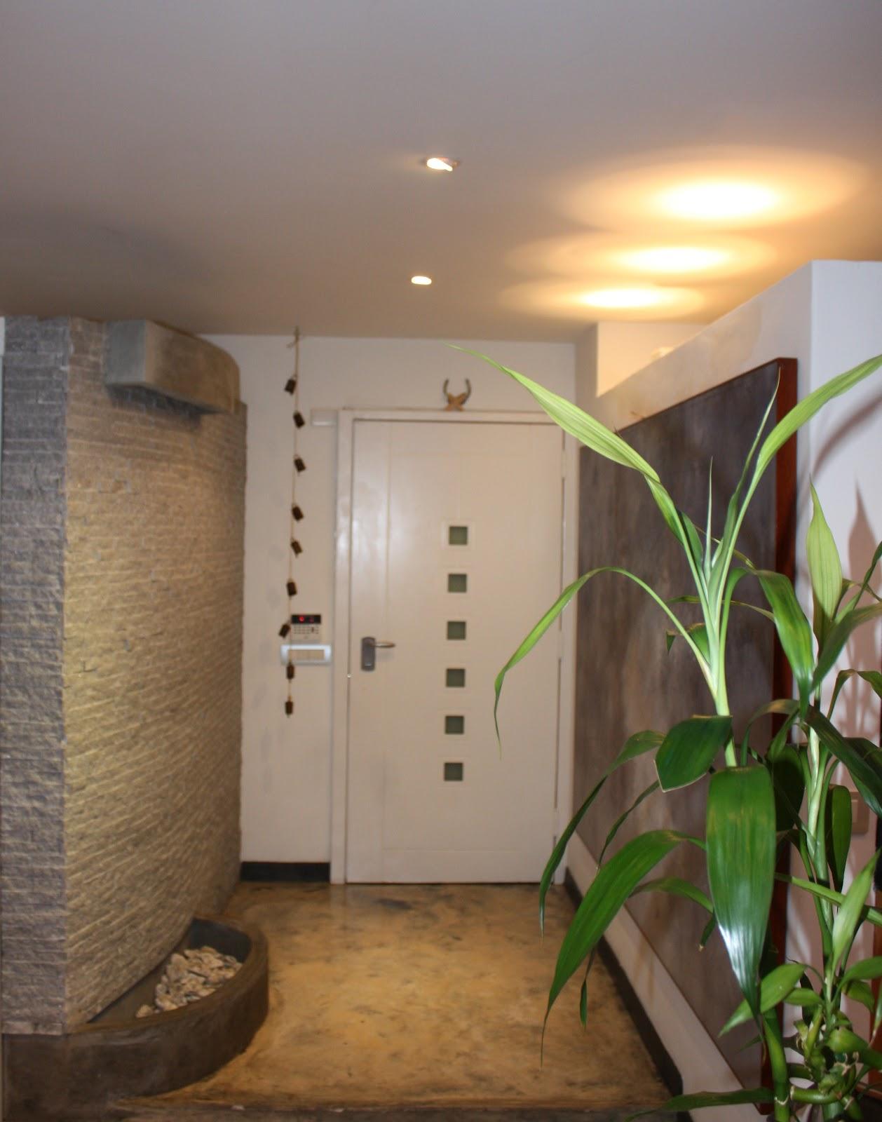 Fabuloso Apartamento Mirador de Oripoto: HALL DE ENTRADA OG63