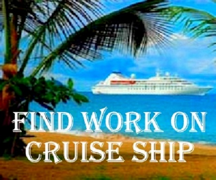Find Work On Cruise Ship. Shipping and Maritime Employment.