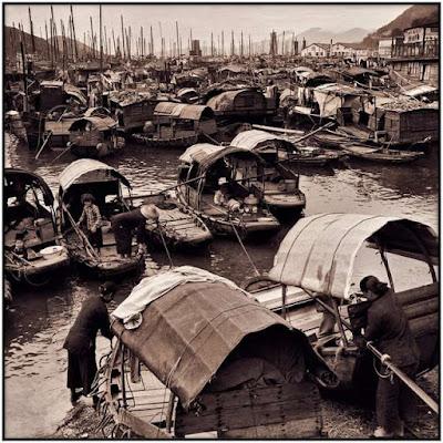 Fotografías de China hace un siglo