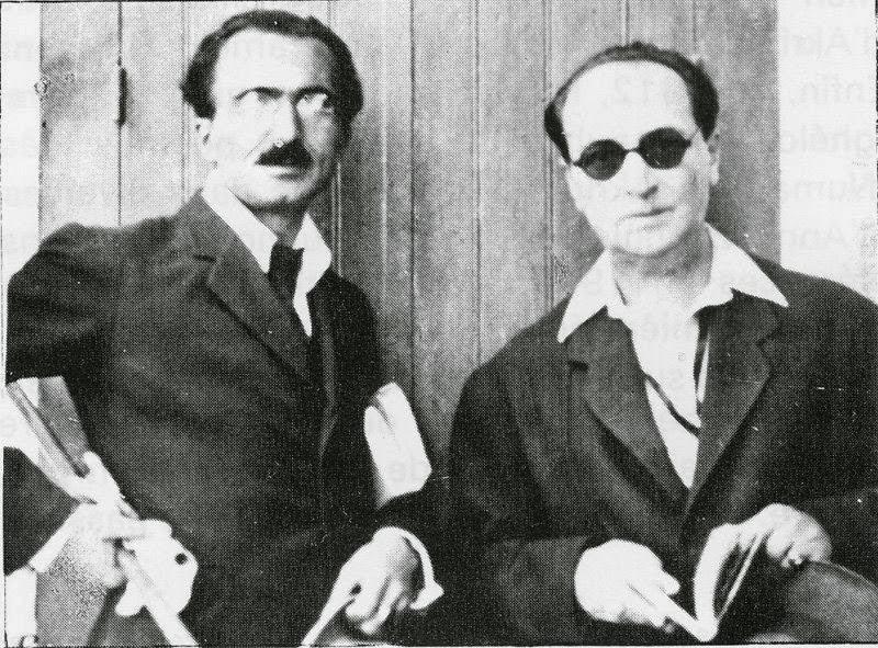 Όταν ο Καζαντζάκης, ο Ξενόπουλος, ο Σικελιανός και ο Παλαμάς, μιλούσαν για τη Γενοκτονία των Ελλήνων