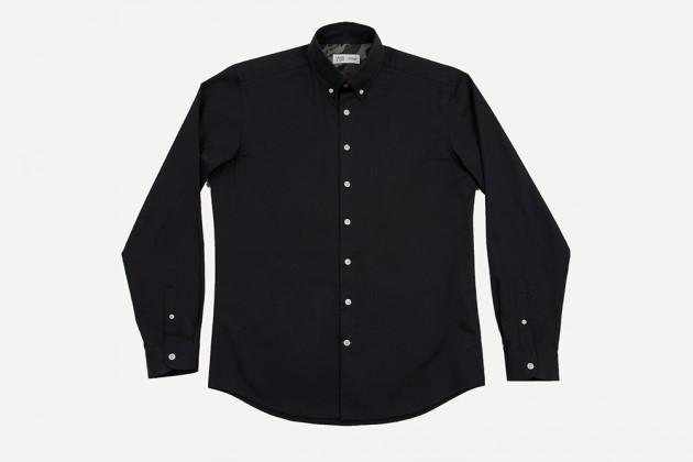 Frank oak x lunice button down dress shirt male models for Frank and oak shirt