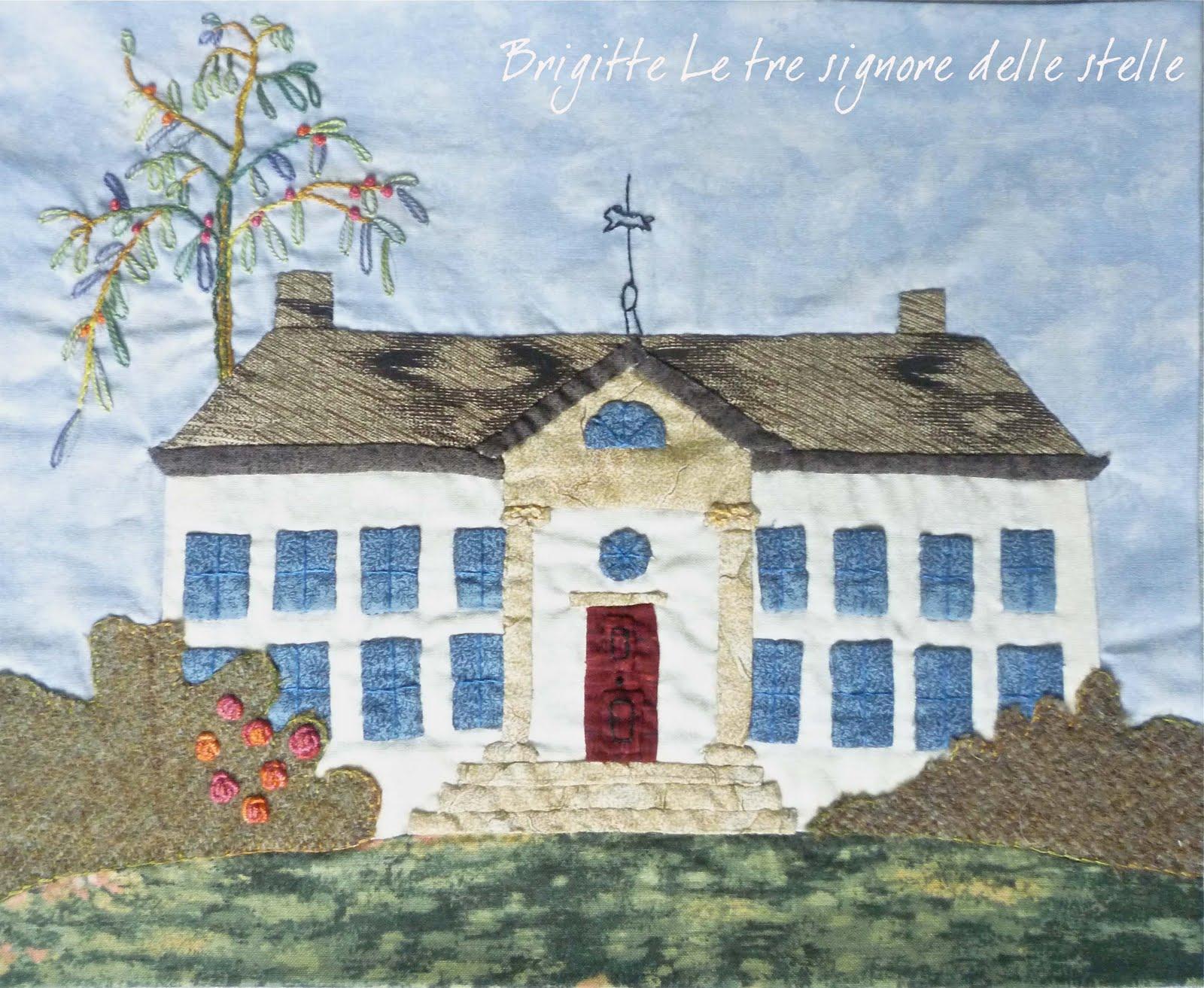 Le signore delle stelle la casa coloniale bis for Casa coloniale meridionale