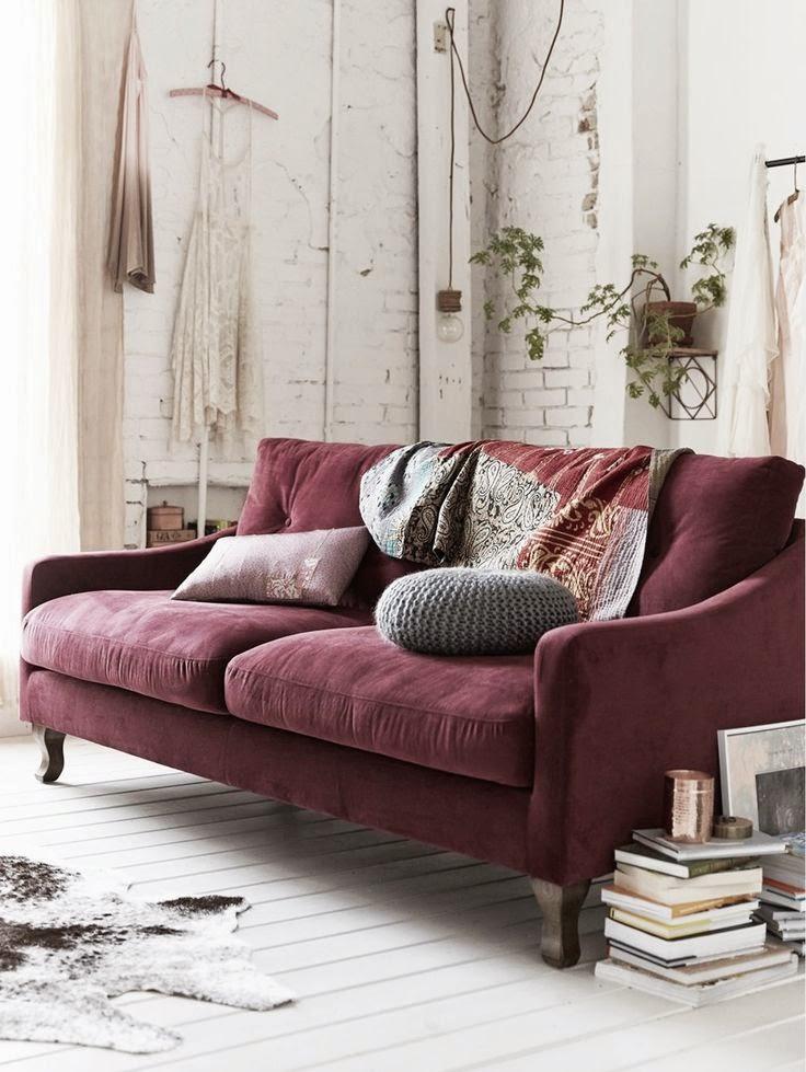 decoracao-tendencia-marsala-pantone-cor-ano-2015-sofa