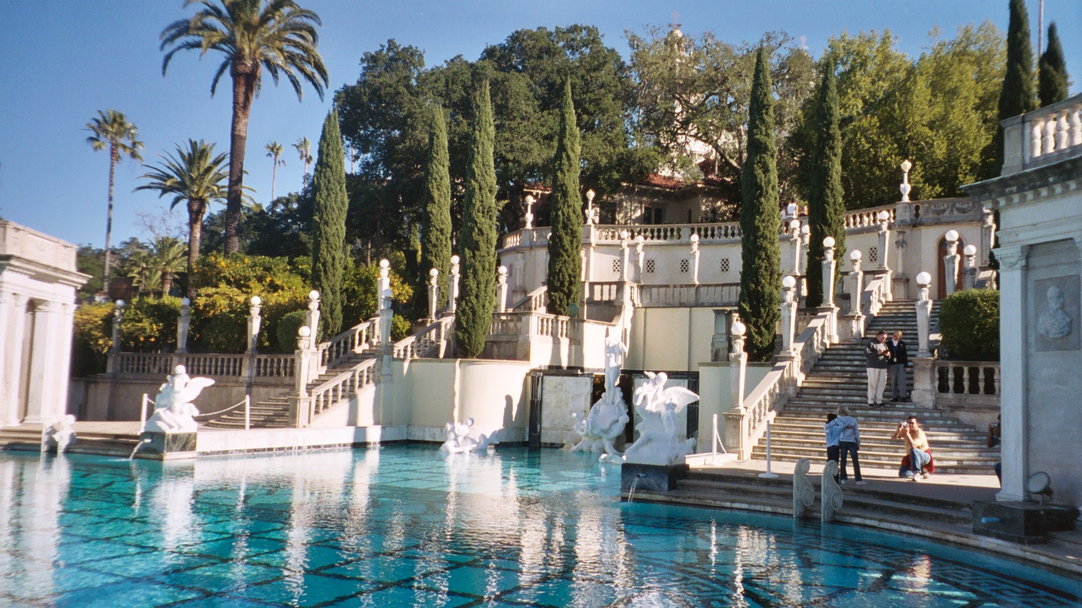 Smooth savvy travels the hearst castle for World top 10 home