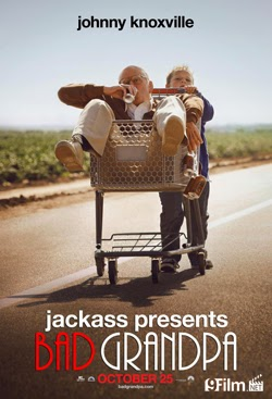Jackass Presents: Bad Grandpa 2013 poster